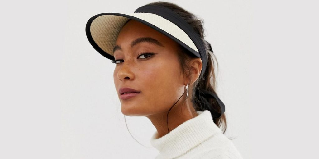 ELLE.com Editors Agree: Visors Are the Best Summer Accessory
